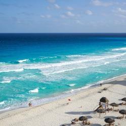 Cancún mirage